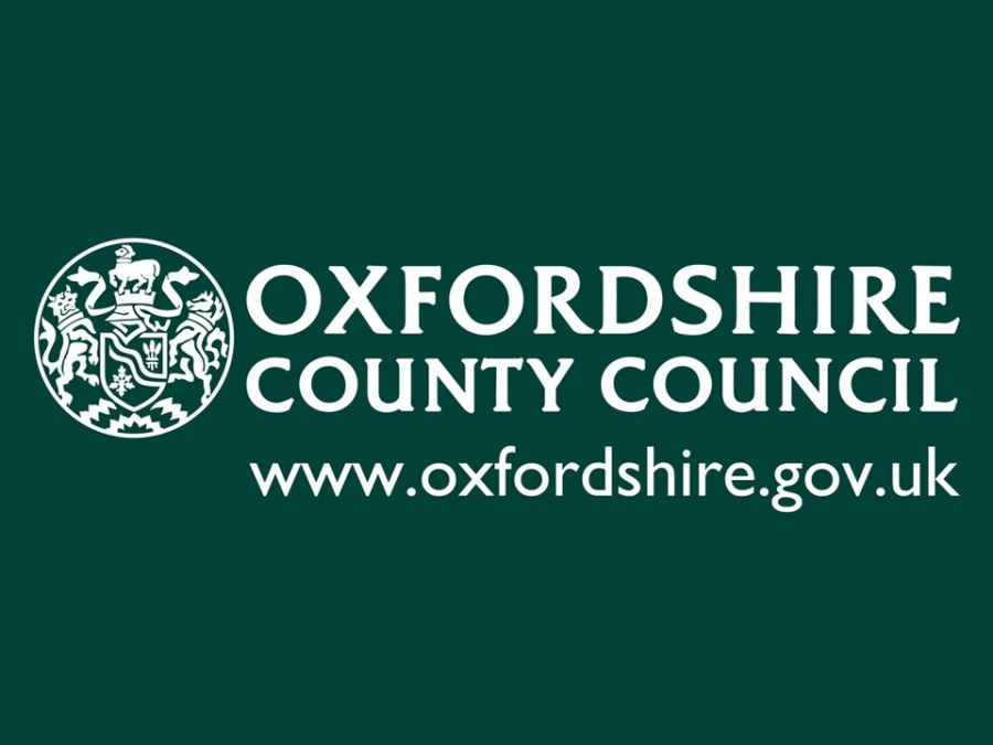 Oxford County Council Logo